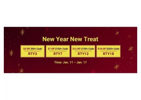 Up to $18 Discount for RS07 Gold Available on RSorder as New Year Treat